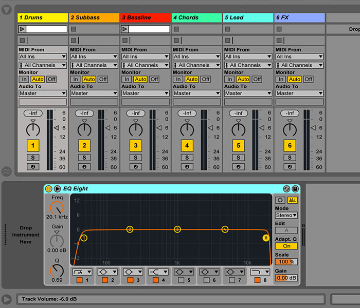 MK16-185 Sequencer for Ableton Live